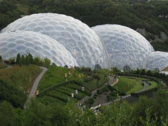 eden project photo
