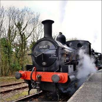 Listing of Bodmin and Wenford Railway Videos