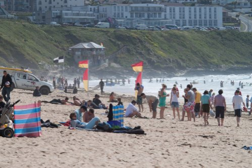 Newquay Beaches - Fistral