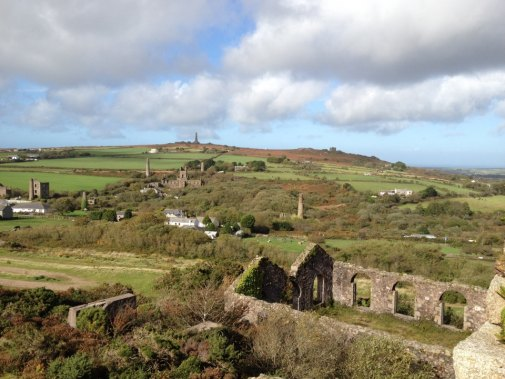 Cornwall History Culture and Heritage - The Great Flat Lode