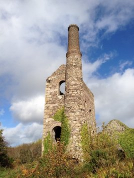 Cornwall Image Galleries Engine House