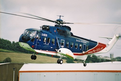 Isles of Scilly Helicopter Service