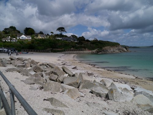 Falmouth Beaches - Swanpool