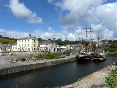 Cornwall Divers Guide East Coast - Charlestown