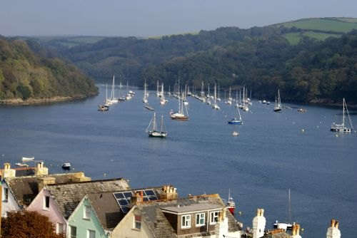 Cornwall Heritage Trail - Fowey Harbour