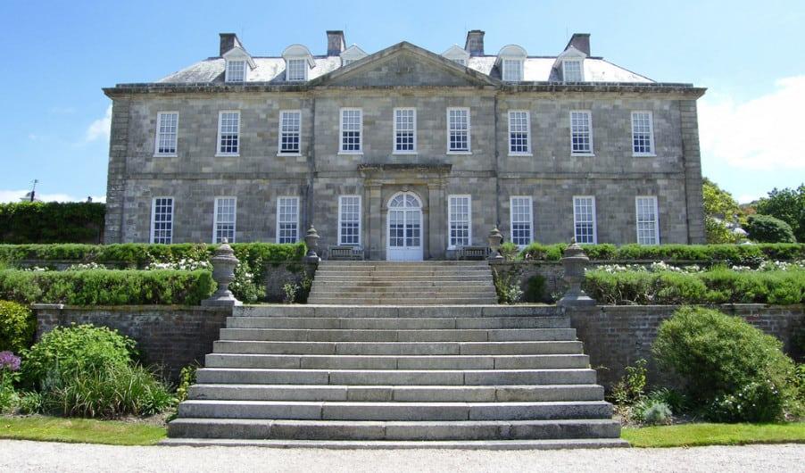 Antony House and Garden