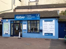 Falmouth Tourism Information Centre