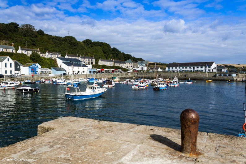 Porthleven Lifeboat Day