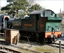 Cab Ride on Bodmin Wenford Line - Engine 5521