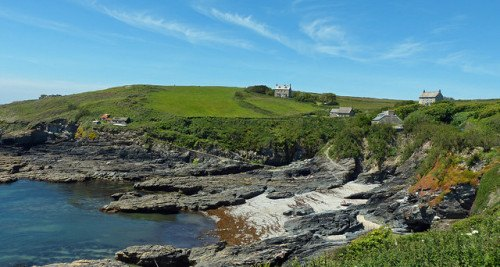 West Cornwall Fishing Guide - Prussia Cove