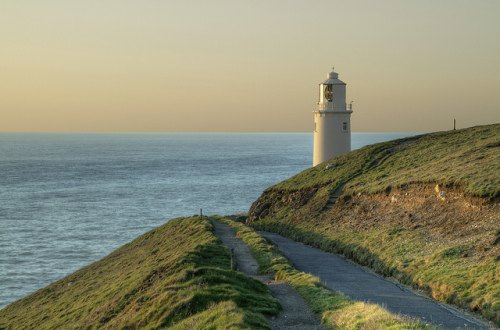 Lighthouses of Cornwall Trevose Head