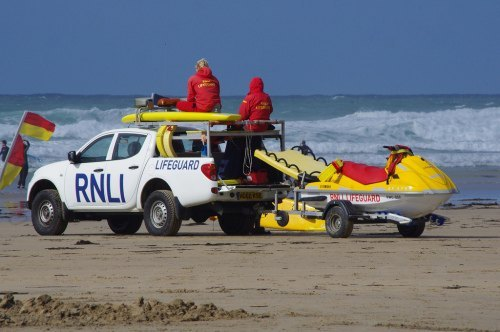Beach safety in Cornwall- Lifeguards