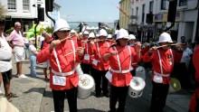 Falmouth Marine Band Mazey Day