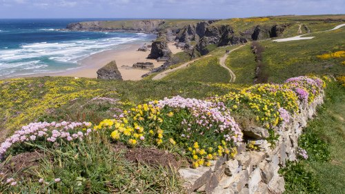 Cornwall Visitor Guides - Bedruthan Steps