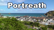 Portreath North West Cornwall