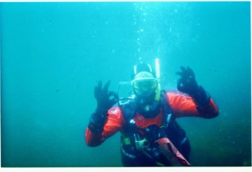 Cornwall Diving Videos