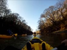Helford River Kayaking