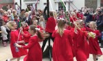 St Ives - May Day Celebrations
