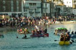 St Ives Raft Race