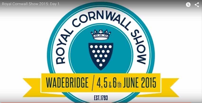 Royal Cornwall Show 2015