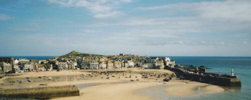 Visit Cornwall St Ives Harbour