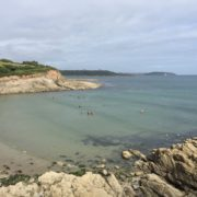 Swanpool Beach September